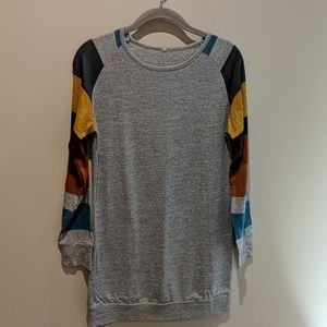 **2 for $6** Lightweight Multicolored Sweater